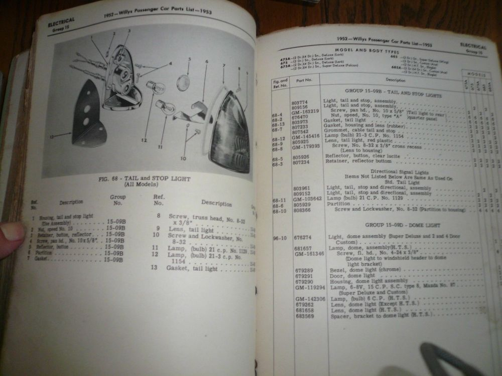 medium resolution of 52 willys wiring diagrams for trusted wiring diagrams 1966 mustang wiring diagram 685 willys wiring diagram