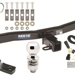 Reese Trailer Light Wiring Diagram Tongue Taste Hitch Central  W Kit Fits Free