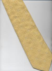 Givenchy Tie - Yellow, Gold, White - Polka Dots, Solid ...