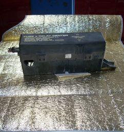 1999 chrysler concorde fuse box [ 1600 x 1200 Pixel ]
