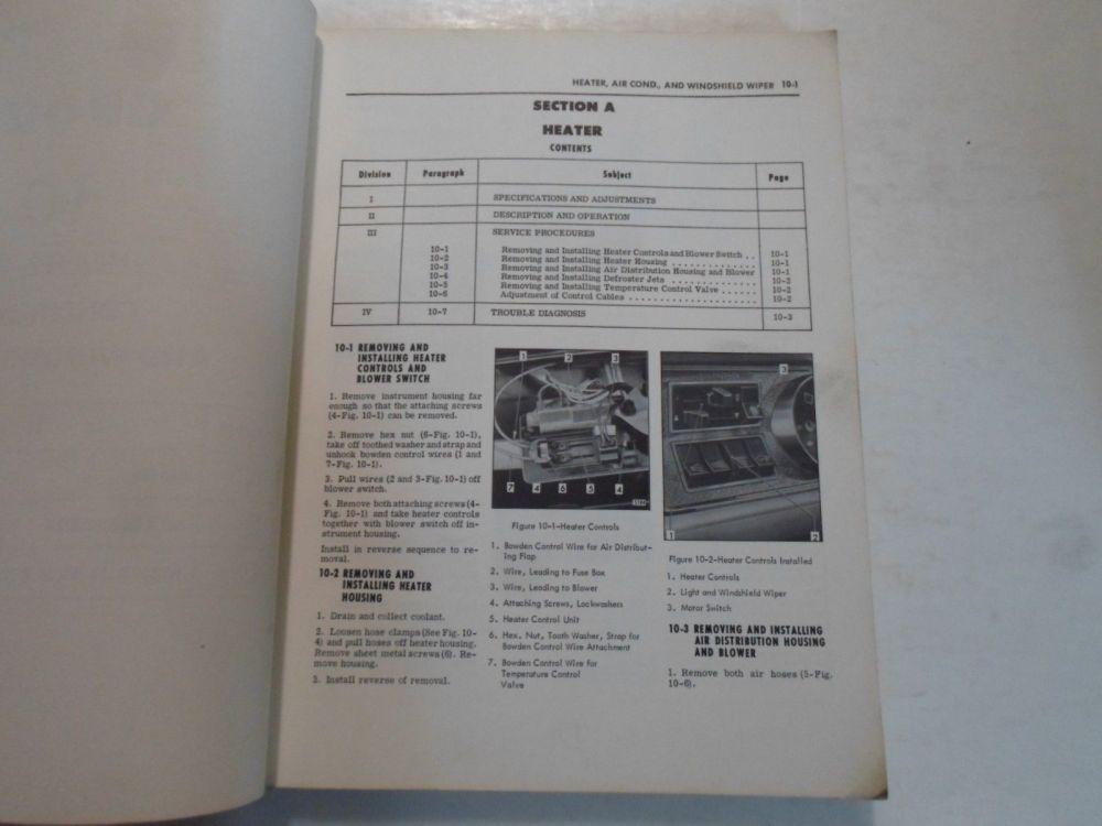 medium resolution of 1966 opel kadett service shop repair manual stained damaged factory oem book 66