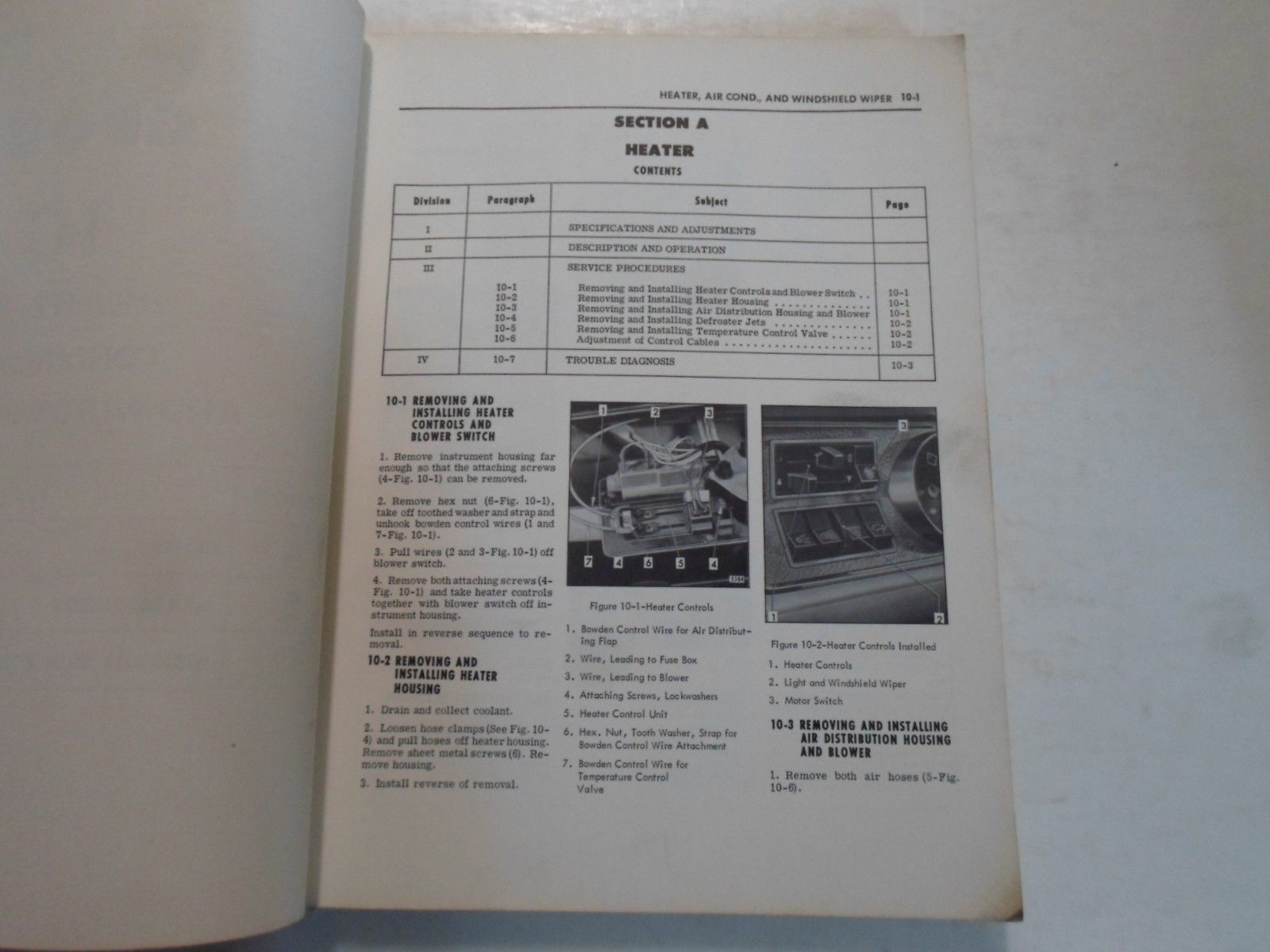 hight resolution of 1966 opel kadett service shop repair manual stained damaged factory oem book 66