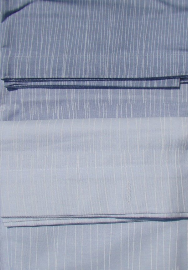 Dkny Fabric Shower Curtain Shades Of Blue