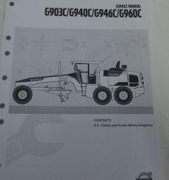2015 volvo g903c g940c g946c g960c service repair manual 3 volume set factory 15 [ 1600 x 1200 Pixel ]
