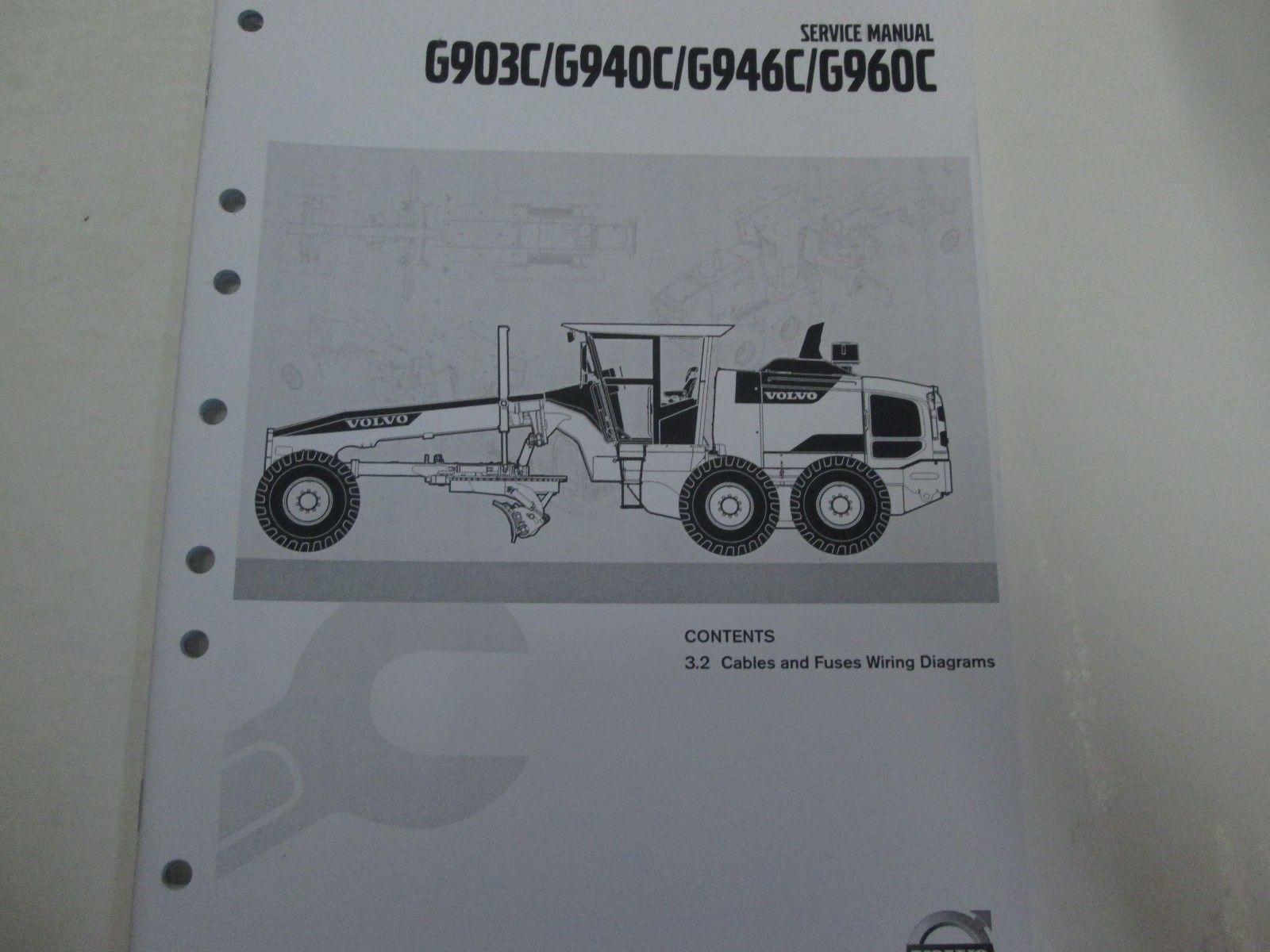 hight resolution of 2015 volvo g903c g940c g946c g960c service repair manual 3 volume set factory 15