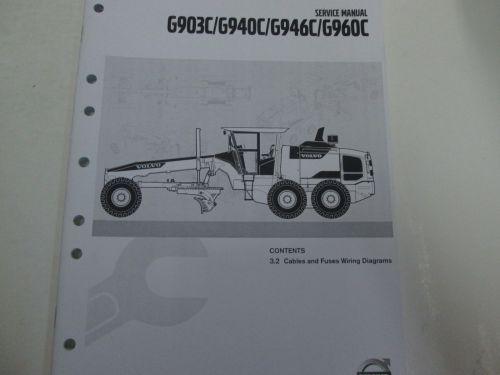 small resolution of 2015 volvo g903c g940c g946c g960c service repair manual 3 volume set factory 15