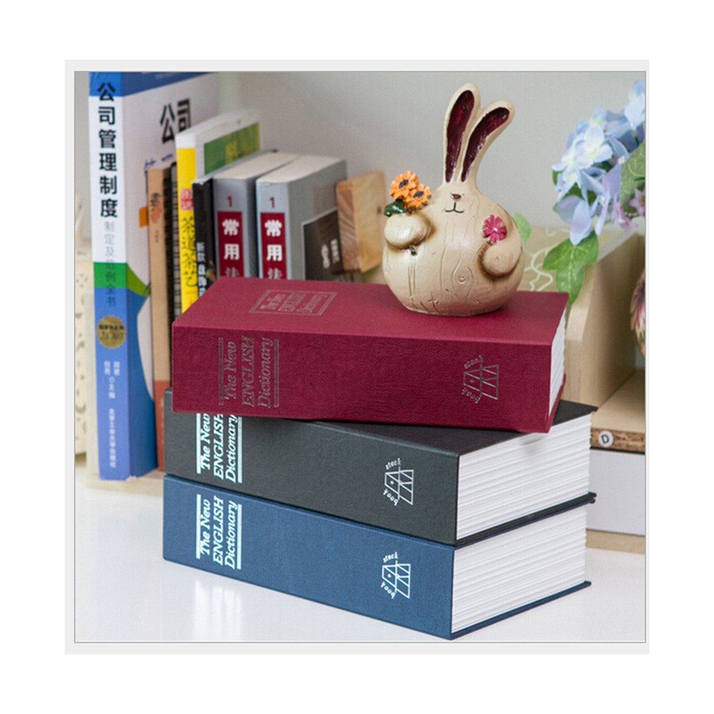 hight resolution of creative book fuse box english dictionary book safe box storage box