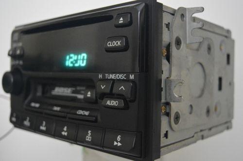 small resolution of 95 96 97 98 99 nissan maxima radio bose cd player pn 2261f pathfinder cd