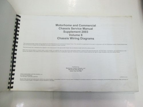 small resolution of  workhorse custom chis service manual and 50 similar items on trailer wiring diagram 2000 freightliner