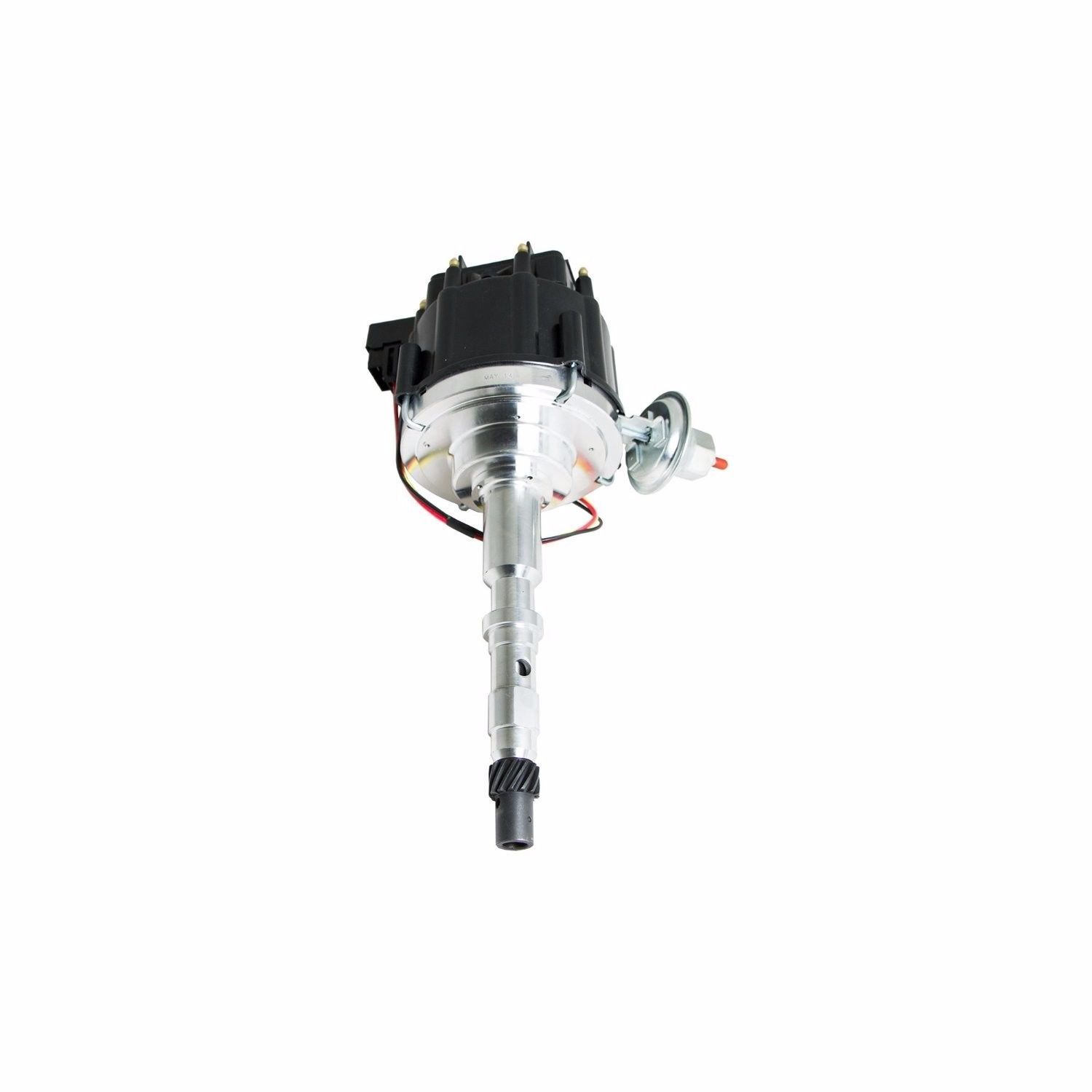AMC JEEP CJ5 CJ7 304 360 401 V-8 HEI DISTRIBUTOR BLACK 65K