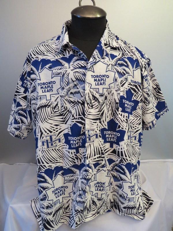 Toronto Maple Leafs Hawaiian Shirt - Leaf Sport Of