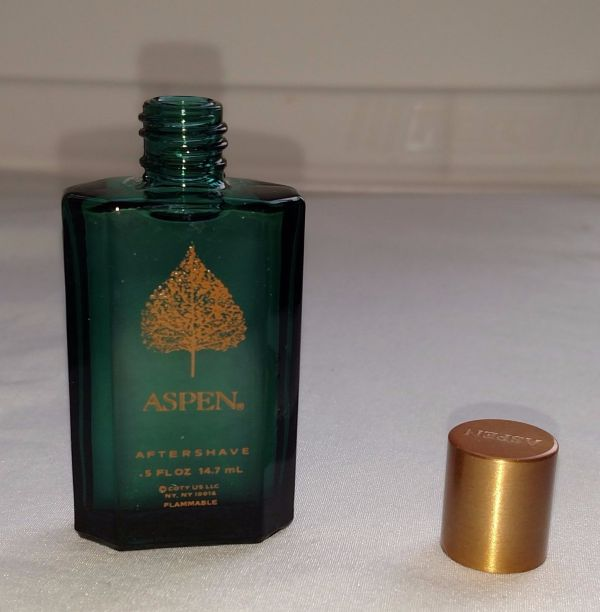 Coty Aspen Aftershave Full .5 Fl Oz And 50 Similar Items