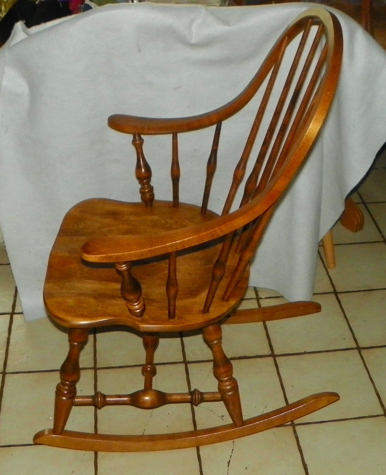 maple rocking chair office base replacement solid windsor rocker and 50 similar