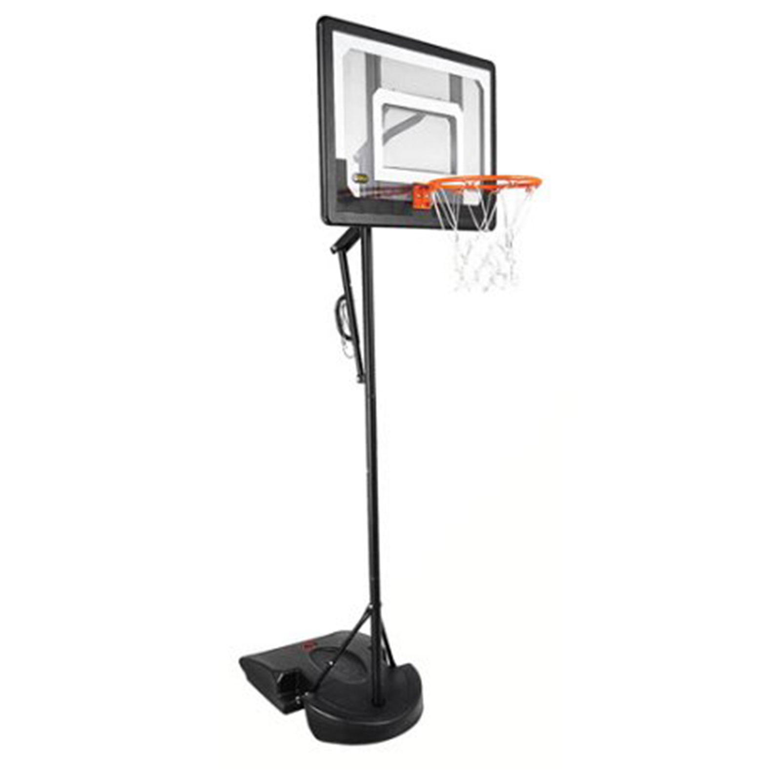 Portable Basketball System Adjustable Pro Outdoor Hoop Rim