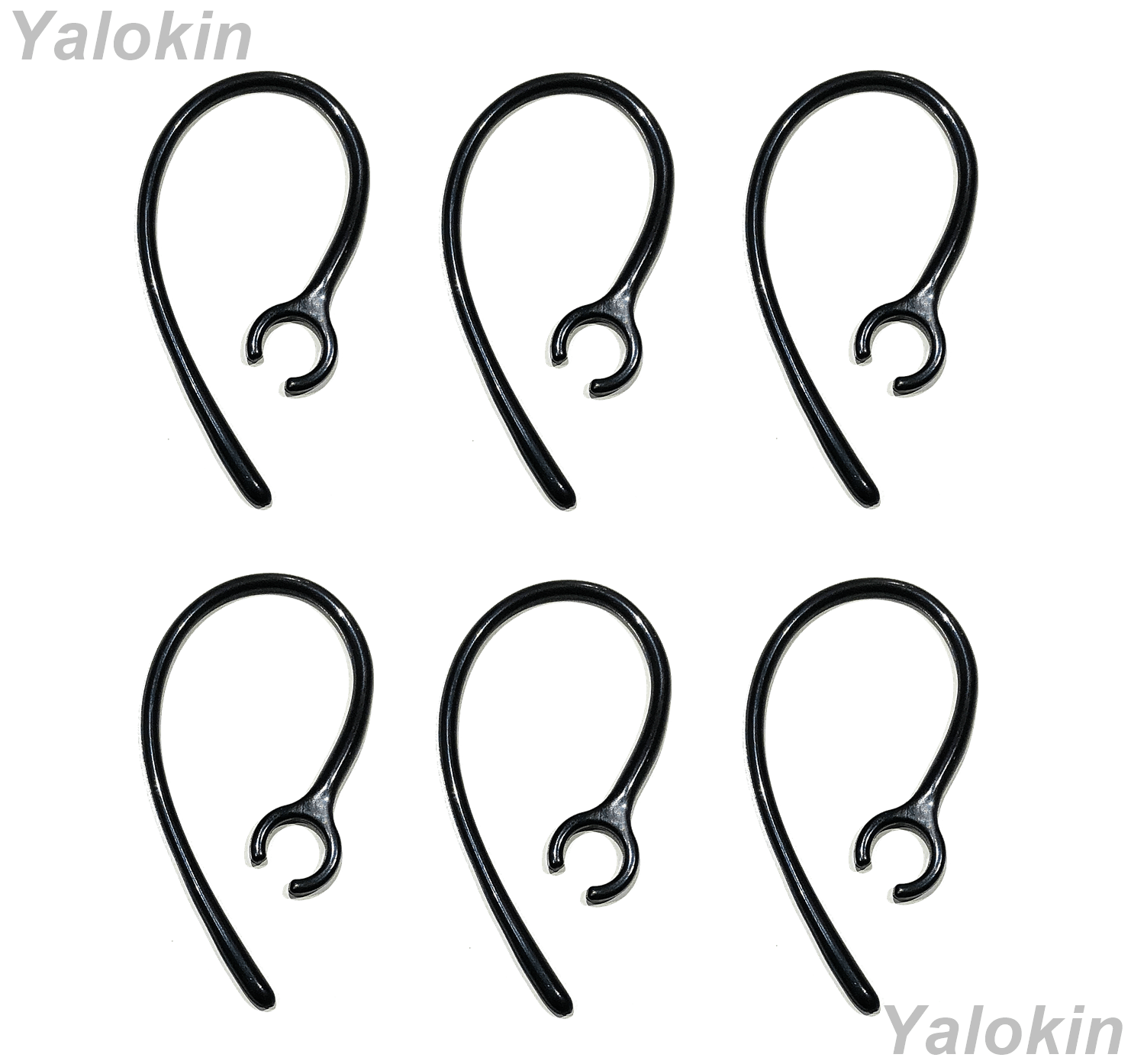 6 pcs (SK-CHP) Earhooks for Sony PS3 Playstation 3