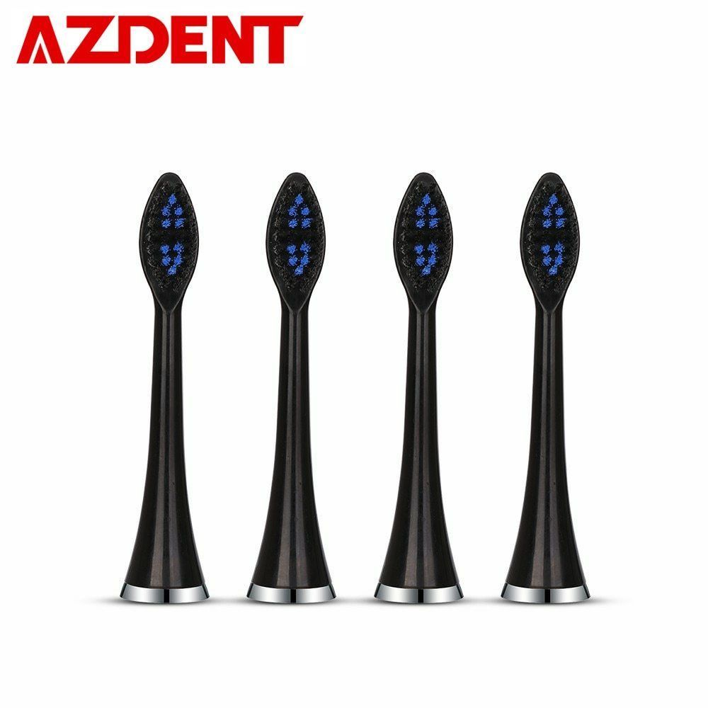 AZDENT® 4pc Replacement Heads Fit AZ-5 Pro Sonic Electric