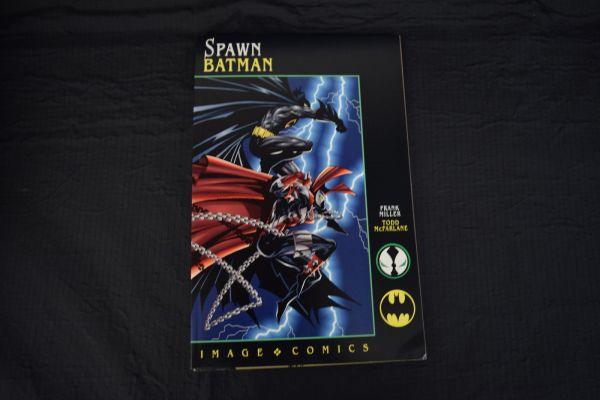 Batman Spawn War Devil Comic Books 2 Lot 1 Vf Nm Frank Miller Todd Mcfarlane