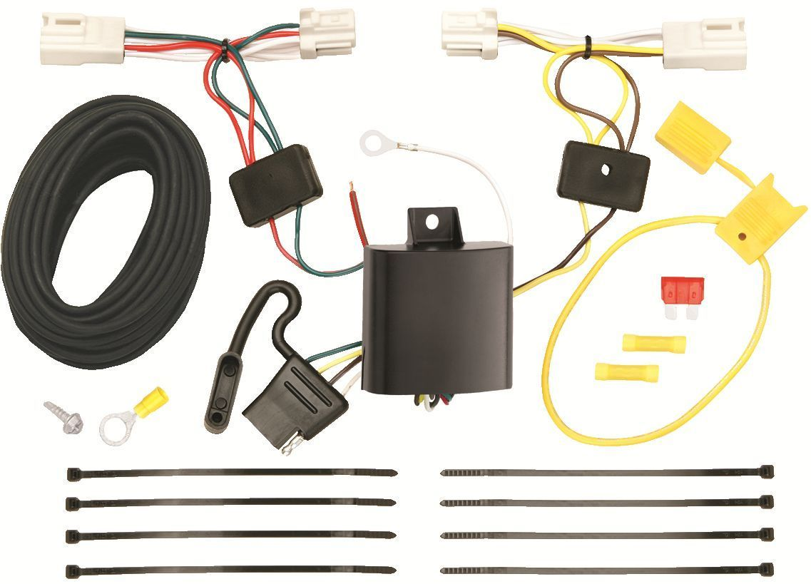 hight resolution of s l1600 s l1600 2010 2015 mitsubishi lancer trailer hitch wiring kit
