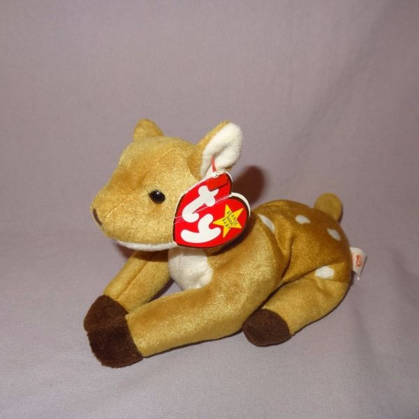 Whisper Deer Fawn Ty Beanie Baby Plush And 19 Similar Items