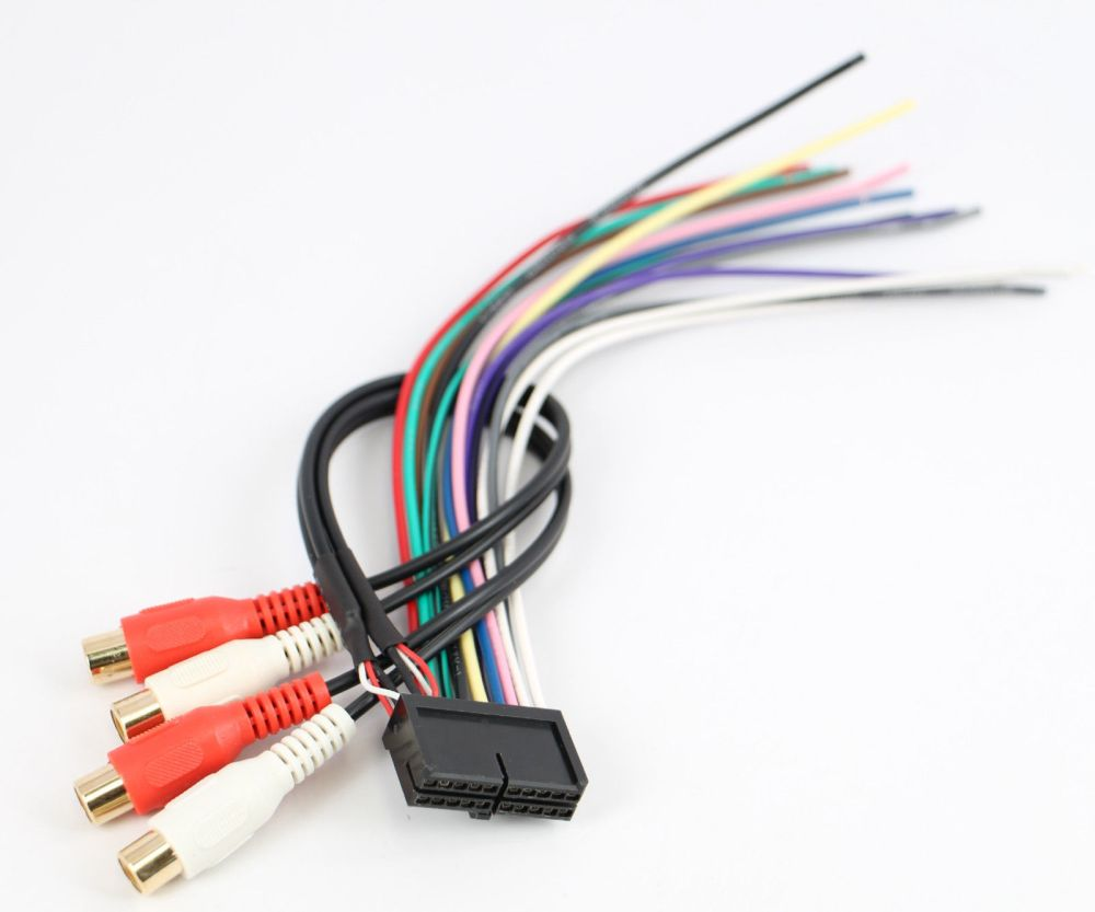 medium resolution of xtenzi radio wire harness for jensen 20pin and 50 similar items s l1600