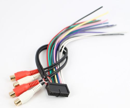 small resolution of xtenzi radio wire harness for jensen 20pin and 50 similar items s l1600