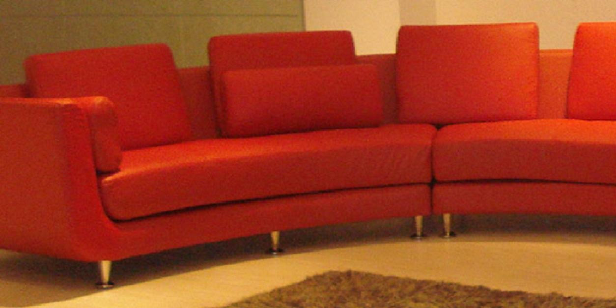 Our selection of furniture come in leather, fabric, bonded leather and other man made materials. Modern Style Curved Leather Sectional Sofa 4 Pieces. Model ...
