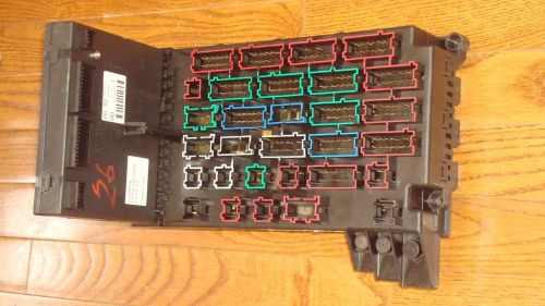 small resolution of mercedes benz w163 ml320 ml430 oem main fuse box relay panel a1635450205 mercedes