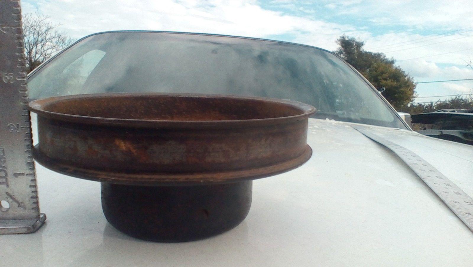 hight resolution of 1988 94 gmc chevy truck water pump fan pulley narrow belt