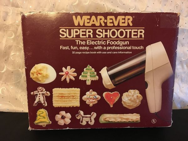 Vintage Wear- Super Shooter Electric Food Gun