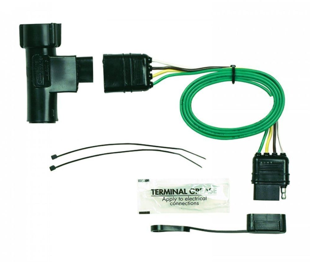 medium resolution of putnam 62002 ford bronco f 150 f 250 and 50 similar items s l1600 trailer wiring harness