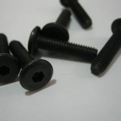 Steel Chair Joints Cover Hire Forest Of Dean M6x25mm Furniture Joint Connector Bolt Allen Head X
