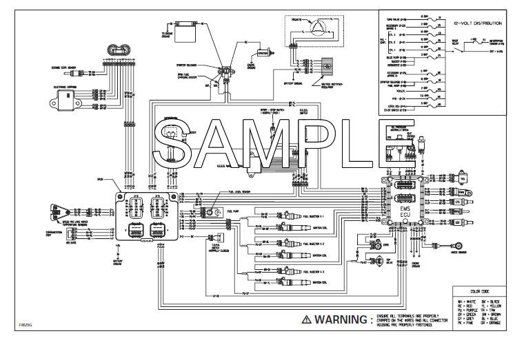 2007 SEADOO 4-TEC GTI SE GTX WAKE RXP RXT SERVICE REPAIR