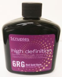 New& Sealed Scruples HIGH DEFINITION Color Gel Hair Color ...