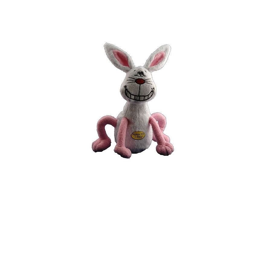 deedle dudes rabbit toy