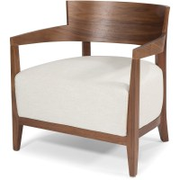 Wooden Classic Arm Chair Home Mid-century Comfort Chair ...