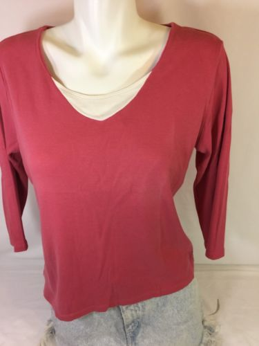 Coldwater Creek Womens Blouses