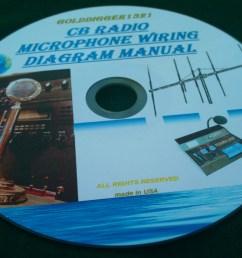 cb radio microphone wiring diagram manual on cd [ 1300 x 975 Pixel ]
