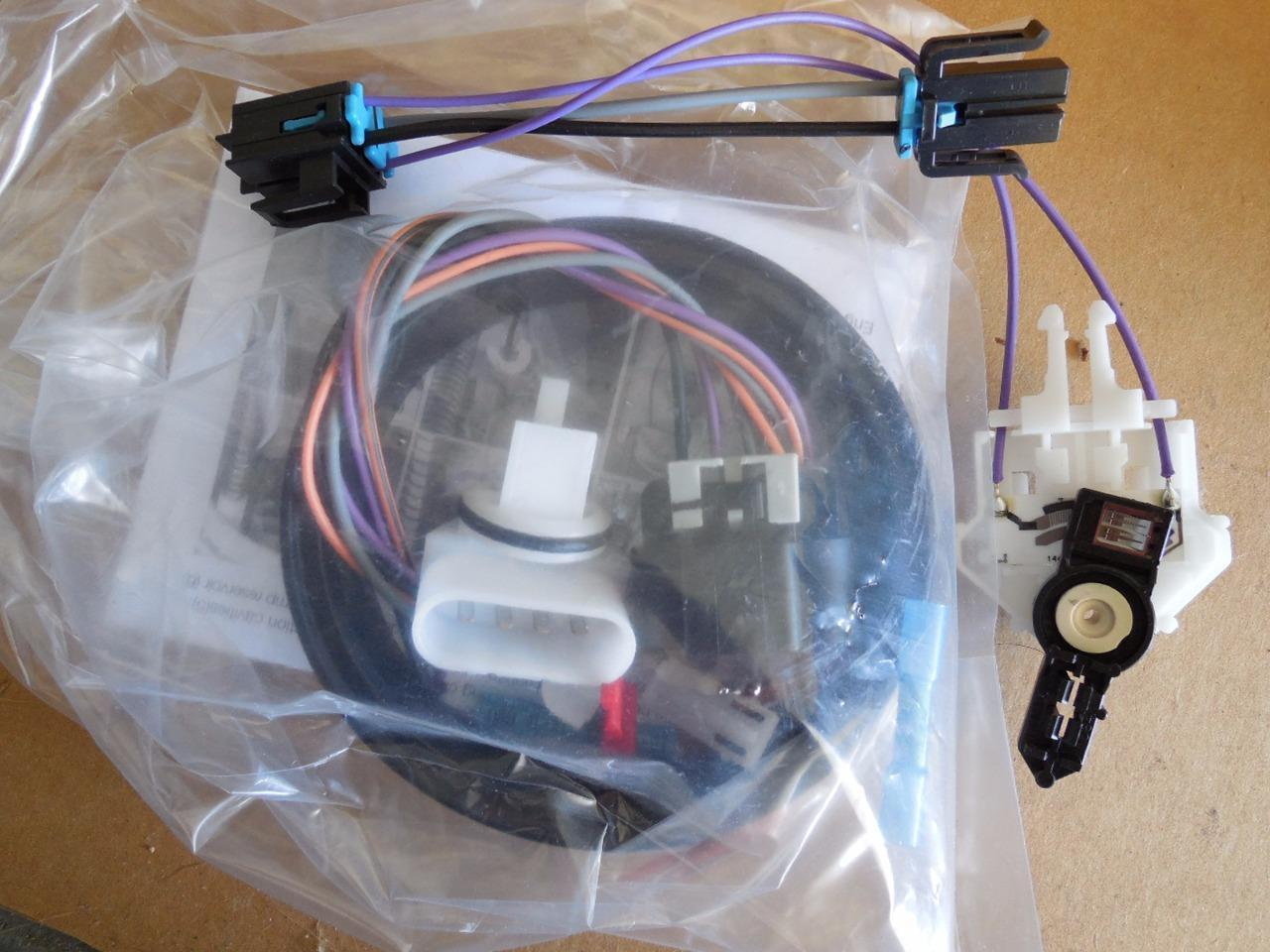 hight resolution of new oem factory gm fuel pump level sensor wiring harness pt2262 ships today