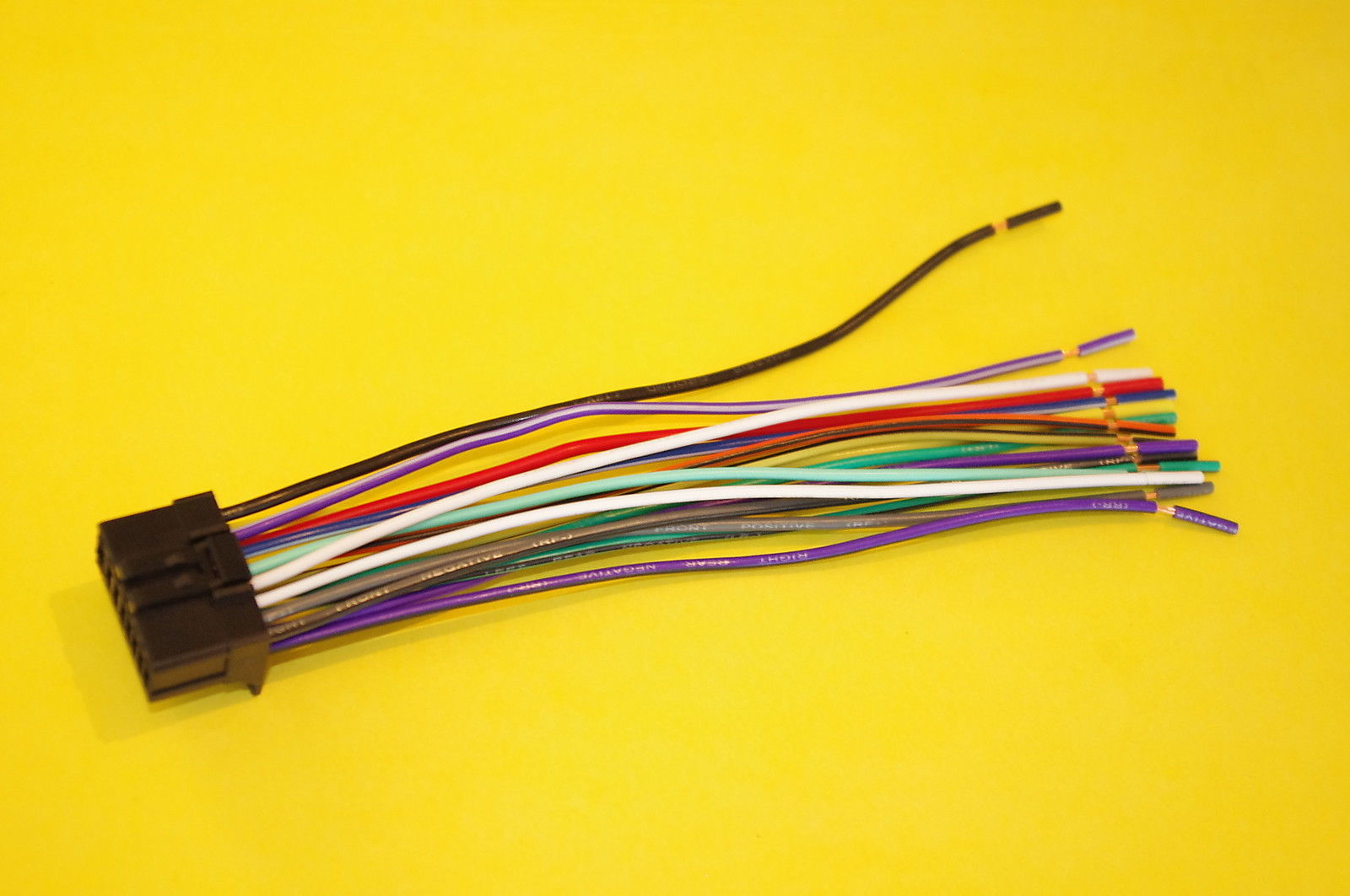 hight resolution of wire harness for pioneer avh p3400bh includes 1 harness only 100 copper