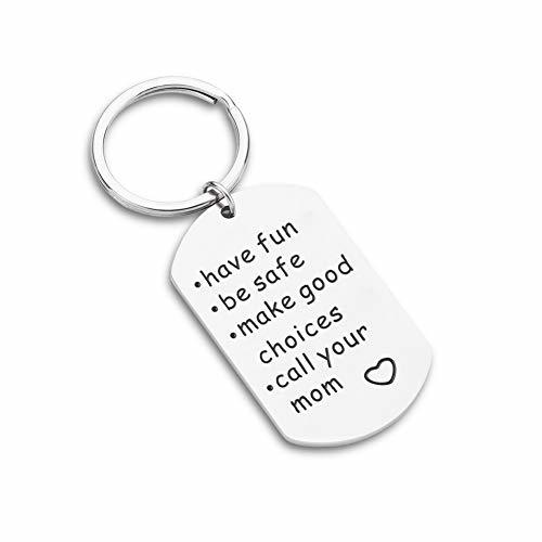 College Student Graduation Keychain Gifts High School