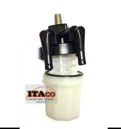 fuel filter pump assy fit suzuki outboard and similar items s l1600 [ 1073 x 1118 Pixel ]