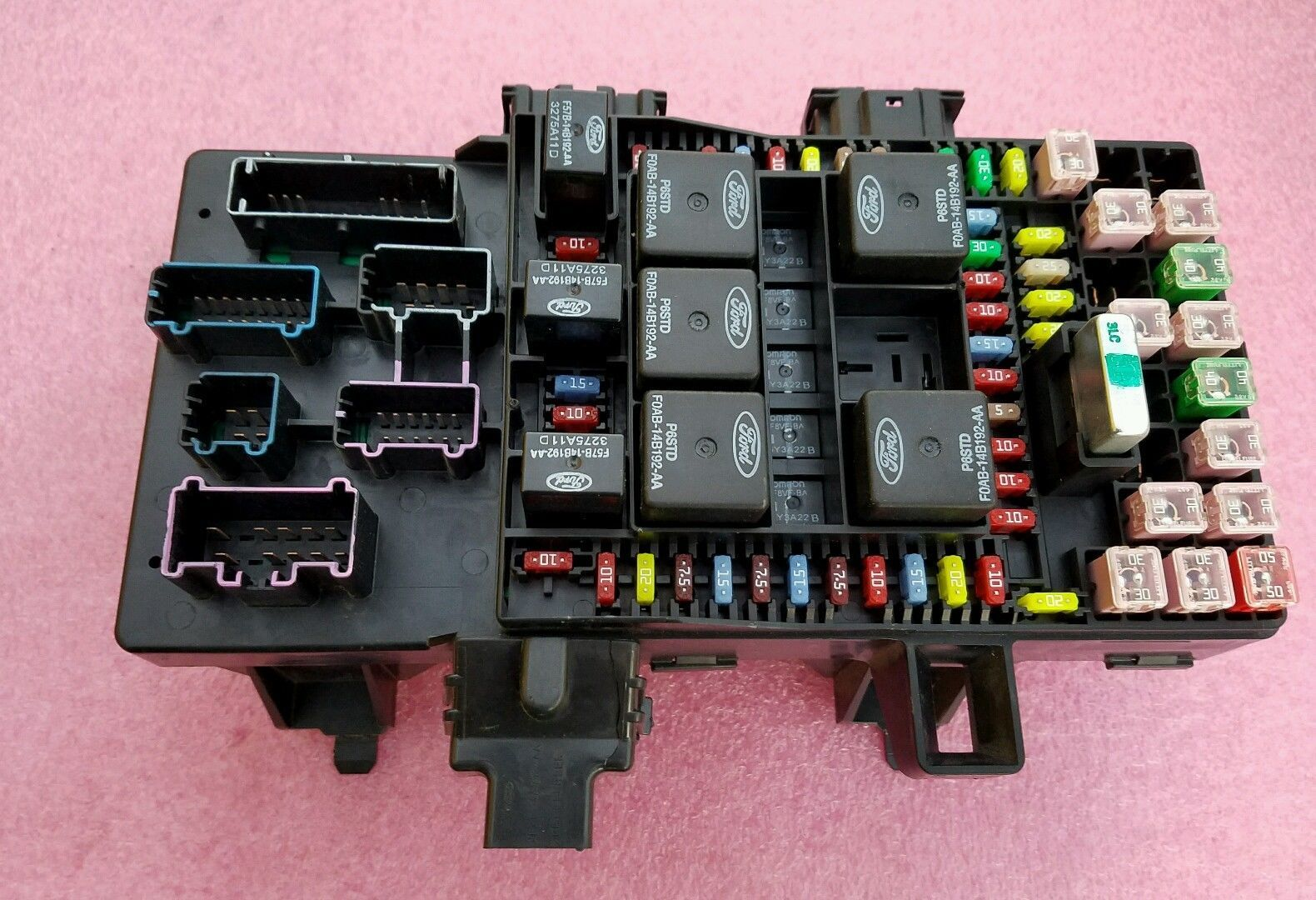 hight resolution of 2004 ford expedition fuse box 4l1t 14a067 and 50 similar items s l1600