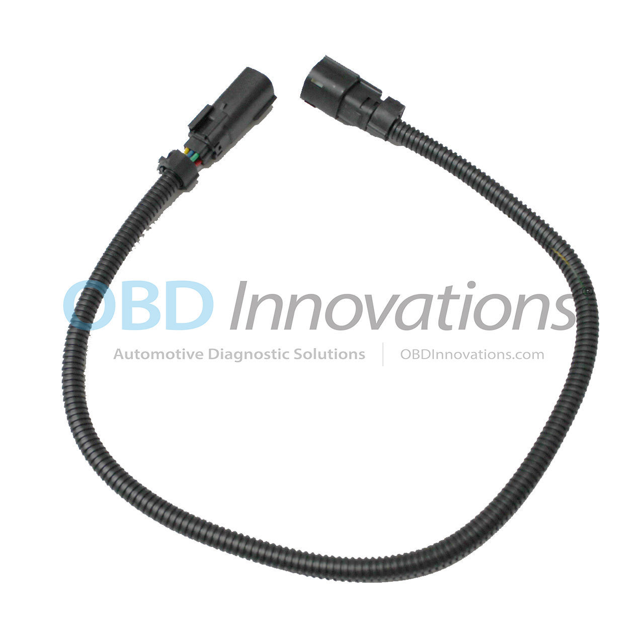 6 Pin Front Oxygen O2 Sensor Extension Cable For 15 17 Ford Mustang Gt 5 0l 24