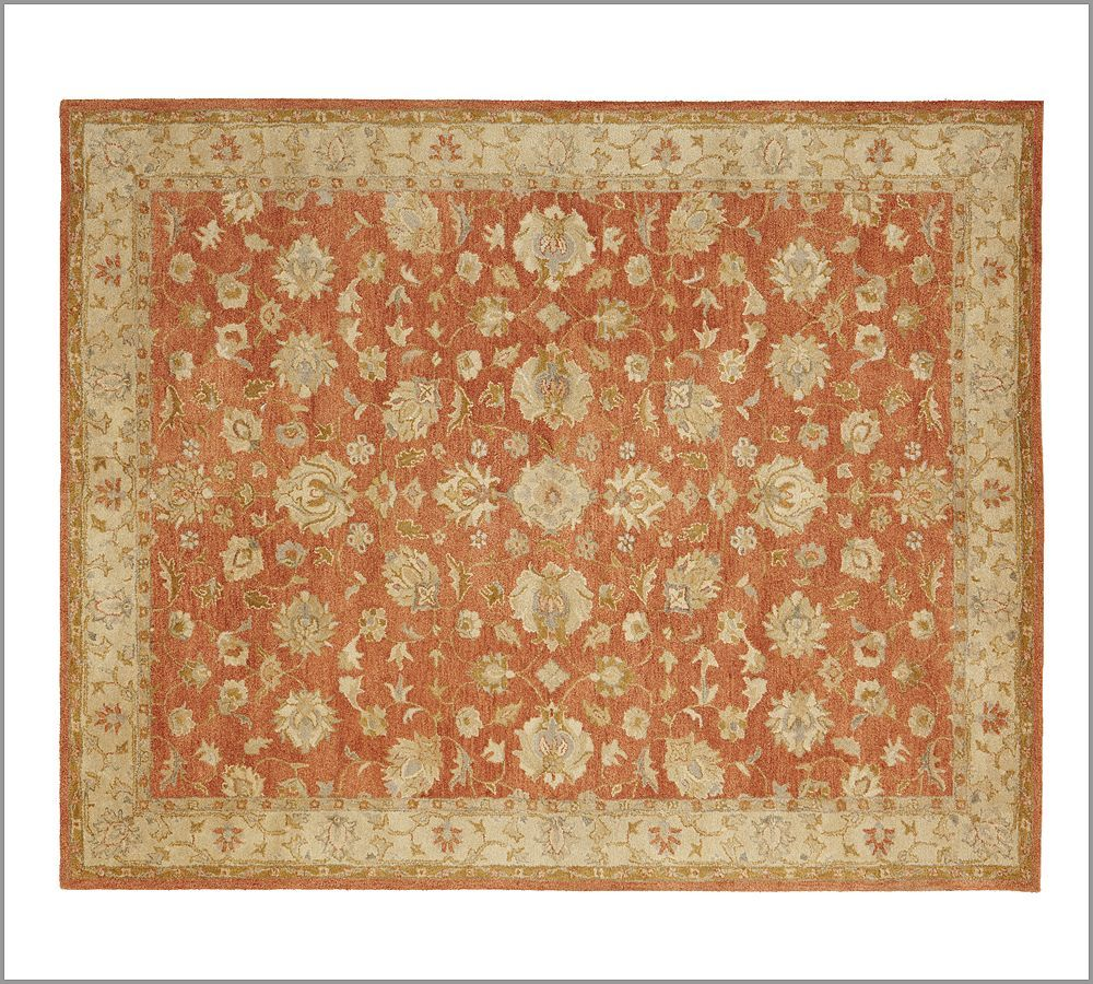 Sale Brand New Pottery Barn DEE Persian Style Woolen Area Rug Carpet 8x10  Rugs  Carpets