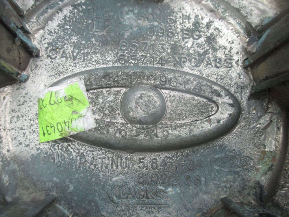 medium resolution of  one 2002 to 2005 ford explorer alloy wheel chrome center cap hubcap