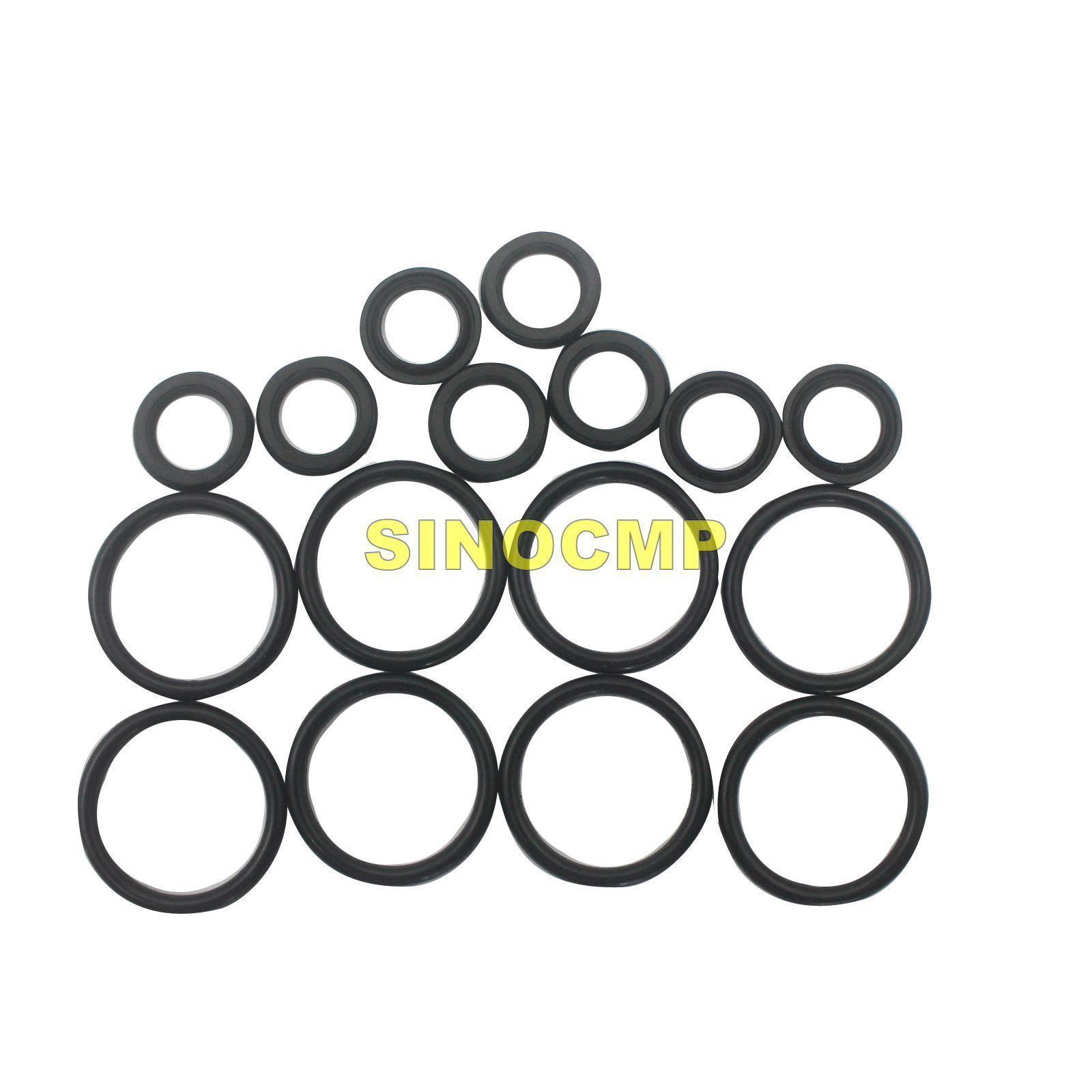 Pusher Repair Seal Kit For Hitachi EX200-1 EX200-2 EX200-3