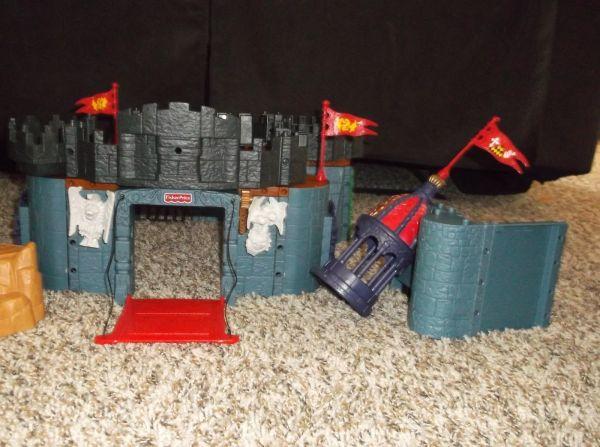 Imaginext Battle Castle