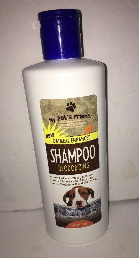 My Pets Friend Shampoo : friend, shampoo, Pet's, Friend, Oatmeal, Enhanced, Deodorizing, Similar, Items