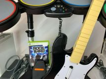 Xbox 360 Rock Band Kit - Year of Clean Water