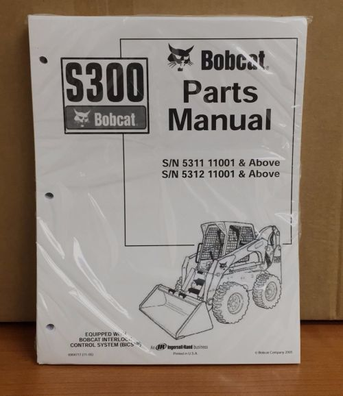 small resolution of bobcat s300 parts manual book skid steer and 50 similar items 11